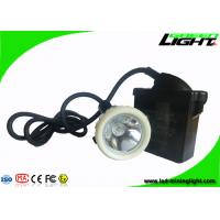 Safety Explosion Proof Led Mining Lamp , Mining Cap Lights 10000 Lux ABS Material Manufactures