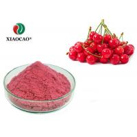 Fruit Product Fresh Food Extract Instant Cherry Juice Powder Food Grade Manufactures
