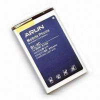 Mobile Phone Battery for Nokia 6101/3310, N70 Manufactures