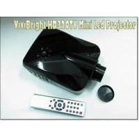 China LED Portable Projector Bulit- in TV Tuner for Home Theater on sale