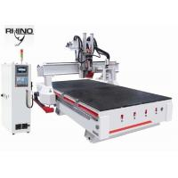 China ATC CNC Machine For Wood Door / Cabinets / Furniture Taiwan Syntec System Controlled on sale