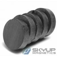 Disc Ferrite magnets and Ceramic Magnets  made by professional factorty used in louder speakers Manufactures