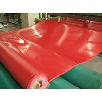 Customize Food Grade Industrial Rubber Sheet 0.1-20m Length High Tensile Strength Manufactures
