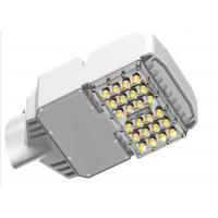Copper Pipe Heat Sink Aluminum Led Housing 40w Street Light Motion Sensor IP65 Manufactures