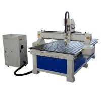 Popular 1300*2500mm 4*8 Feet Wood CNC Engraving Cutting Machine with DSP Control Manufactures