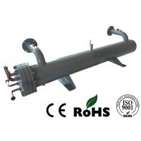 Carbon Steel Air To Water Heat Exchanger Underground Water Refrigerating Medium Manufactures