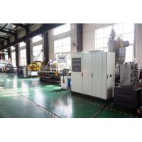 China Stable HDPE Extruding Machine , Energy Saving PVC Extruder Machine Corrugated Pipe Machine on sale