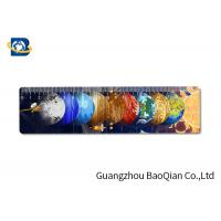 China Stereoscopic Image Lenticular Ruler Flexible Plastic Material Personalized Logo on sale