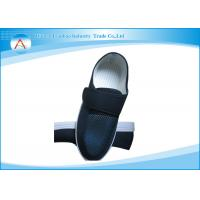 Unisex Navy Rubber Operating Room Footwear in Operating Theatre / Lab Room