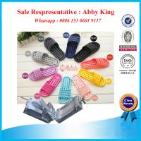 China High Quality New Pvc Air Blowing Flat Durable Slipper Slipper Shoes Sole Mould on sale
