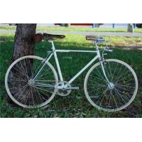 Cheap factory price hi-ten steel 28 size elegant retro old style bicycle  for sale made in China Manufactures