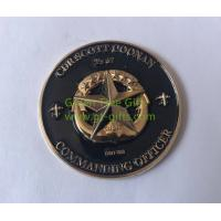 Quality navy challenge coin for sale