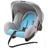Gray And Blue Child Safety Car Seats With Side - Impact Protection System Manufactures