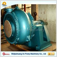 Copper powder excellent heavy duty gravel slurry pump Manufactures