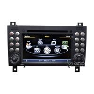MERCEDES-BENZ SLK Class In Car Stereo Mercedes Benz Sat Nav DVD Player C096 Manufactures