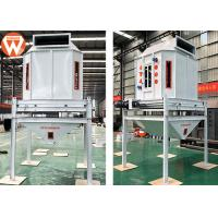 China Chicken Bird Feed Pellet Cooler 1-20 T/H Capacity 0.002MPa Simple Operation on sale