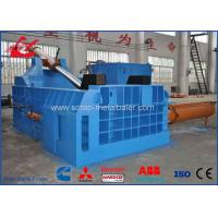 250 Ton Side Push Out Hydraulic Metal Baler Scrap Steel Baling Press Machine CE Certificated Manufactures