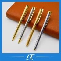 China Business Gift Metal Ballpen Metal Roller Ball Pen Hot Selling For School And Office on sale
