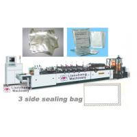 LC-400T 3 side sealing bag machine Manufactures