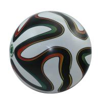 China PVC Inflatable Printing Black Football Toy for Children's Sports (KH6-39) on sale