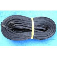 Black steel sheeting profiles plastic Film wire for greenhouse Manufactures