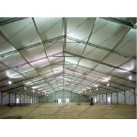 Aluminum Frame ABS Hard Wall Outdoor Temporary Storage Tent For Military Storage Manufactures
