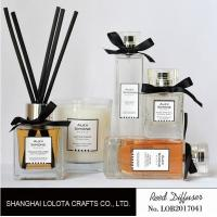Bathroom Fragrance Reed Diffusers , Strong Smelling Reed Diffuser For Large Room Manufactures