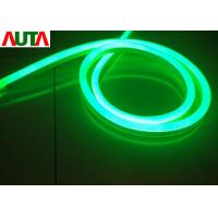 Auta Flexible LED Rope Lights Waterproof , 5050 LED Neon Light CE RoHS Manufactures