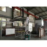 PLC Control Automatic Glass Loading Machine For Safety Glass Line With Touch Screen Manufactures
