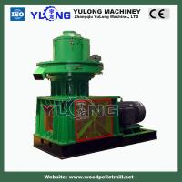 China XGJ850 Yulong Pellet Making Machine for Wood in China on sale