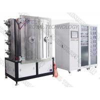 China Rose Gold PVD Gold Plating Machine For  Watch Metal Part on sale