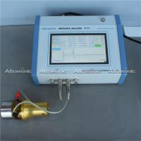 China HS520A High Frequency Acoustic Impedance Analyzer With PC Data Storage on sale