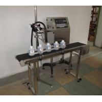 Industrial Changable Serials Number CIJ Inkjet Printer , Water Bottle Date Printing Machine Manufactures