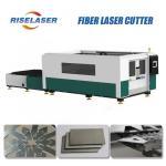 2000W/3000W Metal Fiber Laser Cutting Machine AC380V  Cypcut Control System Manufactures