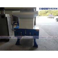 Flat Cutter Type 15HP Waste Plastic Crusher Machine For Hard And Soft Material Manufactures