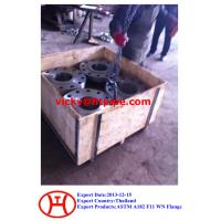 ASTM A182 F11 WN flange Manufactures