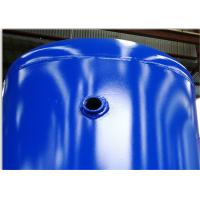 China Carbon Steel Low Pressure Air Tank , 1320 Gallon Volume Compressed Air Holding Tank on sale