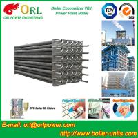 210 MW CFB Boiler Petroleum Metallurgical Industry Heating Boiler Economizer SGS Manufactures