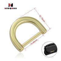 Metal D Rings for Leather Purse Strap Belt Manufactures