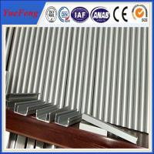 6063 T5 extruded aluminium elbow tube, aluminium 6061 t6 tube extrusion Manufactures