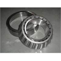 Stainless Steel Single Row Tapered Roller Bearings For High Speeds Manufactures