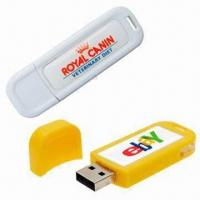 Buy cheap U11 USB2.0 Flash Drives with 2/4/8GB Capacity from wholesalers