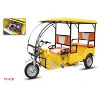 China YF-YD1 electric passenger tricycle size 2820*950*1750mm wholesale