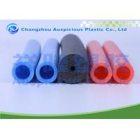 extruded pe foam insulation tube for cold pipe heat loss prevention Manufactures