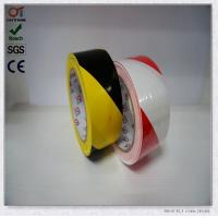 China PVC Warning Marking Tape for Warning Hazardous Areas wholesale