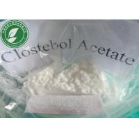 99% Steroid Powder Clostebol Acetate For Muscle Growth CAS 855-19-6 Manufactures