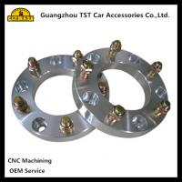 China CNC Machining 30mm Wheel Spacers For Land Rover 1.2 Inch 5x6.5 5X165 on sale