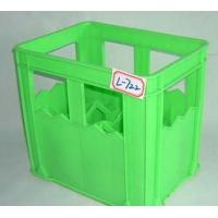 China plastic crate mold, plastic turnover box mould on sale