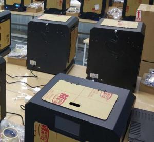 Quality Ultem PEI Filament High Temperature 3D Printer 40 - 200mm/S Print Speed for sale