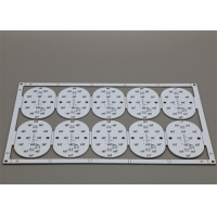 China 2 Layer Fr4 1.6mm Thickness 1OZ Aluminum PCB Board on sale